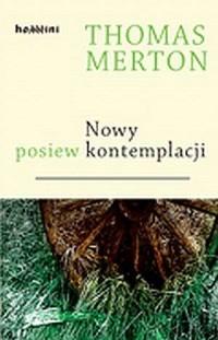 Nowy posiew kontemplacji - okładka książki