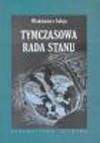 Tymczasowa Rada Stanu - okładka książki