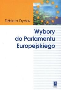 Wybory do parlamentu europejskiego - okładka książki