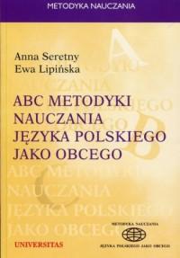 ABC metodyki nauczania języka polskiego - okładka książki