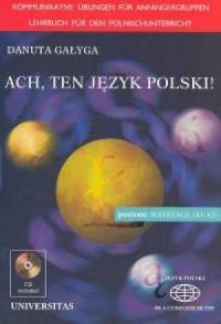 Ach, ten język polski. Ćwiczenia - okładka podręcznika