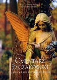 Cmentarz Łyczakowski w fotografii Krzysztofa Hejke - okładka książki