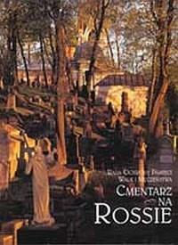 Cmentarz na Rossie - okładka książki