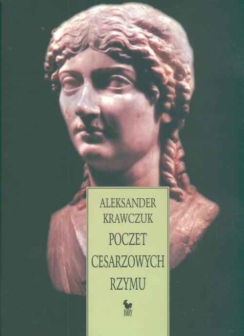 Poczet cesarzowych Rzymu - okładka książki