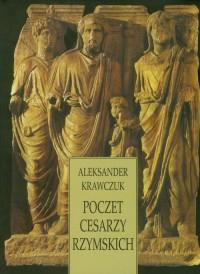 Poczet cesarzy rzymskich - okładka książki
