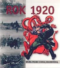 Rok 1920. Wojna Polski z Rosją - okładka książki
