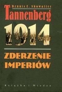 Tannenberg 1914. Zderzenie imperiów - okładka książki