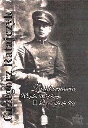 Żandarmeria Wojska Polskiego II - okładka książki