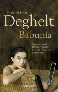 Babunia - okładka książki