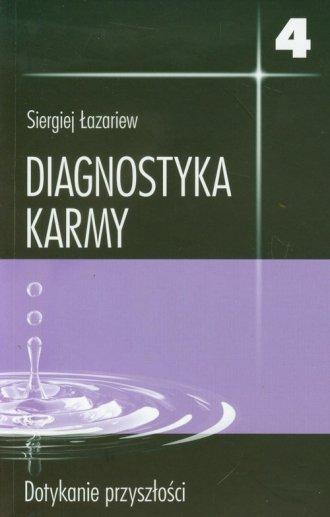 Diagnostyka karmy 4. Dotykanie - okładka książki