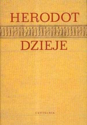 Dzieje - okładka książki