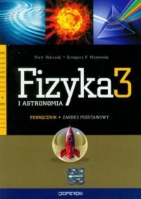 Fizyka i astronomia. Klasa 3. Podręcznik. Zakres podstawowy - okładka podręcznika