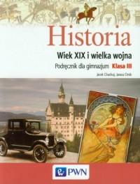 Historia. Klasa 3. Gimnazjum. Wiek XIX. Podręcznik - okładka podręcznika