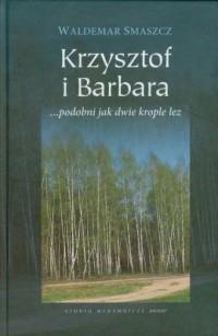 Krzysztof i Barbara - okładka książki