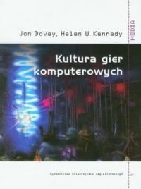 Kultura gier komputerowych - okładka książki