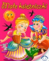 Małe księżniczki - okładka książki