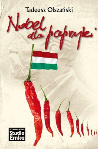 Nobel dla papryki - okładka książki