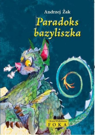 Paradoks bazyliszka - okładka książki
