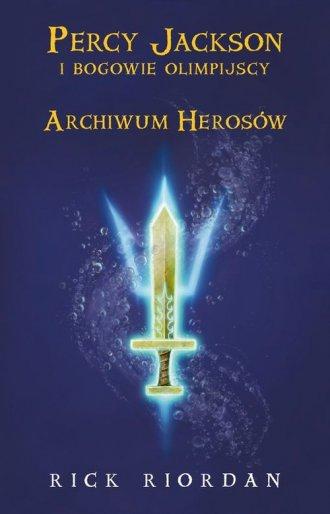 Percy Jackson i bogowie olimpijscy. - okładka książki