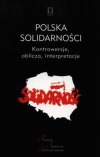 Polska Solidarności. Kontrowersje, - okładka książki