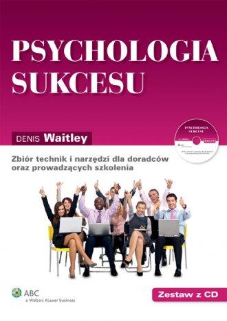 Psychologia sukcesu (+ CD) - okładka książki