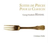 Suites des Pieces Pour le Clavecin (CD) - okładka płyty