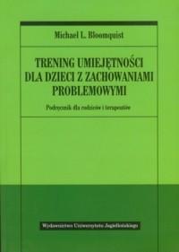 Trening umiejętności dla dzieci - okładka książki