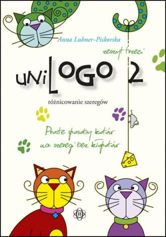 UniLogo 2. Zeszyt pierwszy. Wyraz - okładka książki