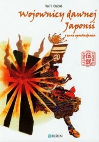 Wojownicy dawnej Japonii - okładka książki