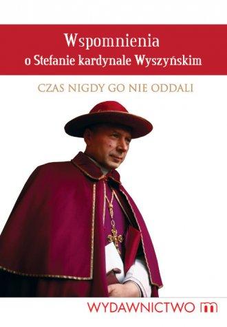 Wspomnienia o Stefanie kardynale - okładka książki