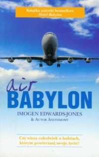 Air babylon - okładka książki