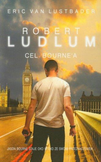 Cel Bourne a - okładka książki