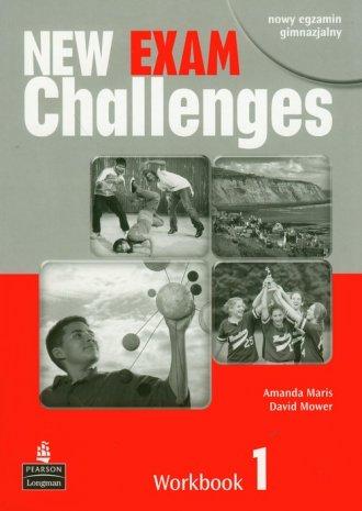 Challenges Exam New 1. Workbook - okładka podręcznika