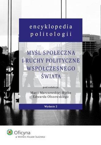 Encyklopedia politologii. Myśl - okładka książki