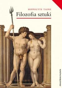 Filozofia sztuki - okładka książki