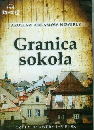 Granica sokoła (CD-MP3) - okładka książki
