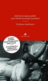 Jedenaście tysięcy pałek czyli miłostki pewnego hospodara - okładka książki