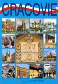 Kraków (wersja fr.) - Grzegorz - okładka książki