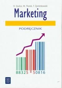 Marketing. Podręcznik do nauki zawodu technik handlowiec - okładka książki