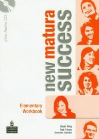 Matura Success. NEW Elementary - okładka podręcznika