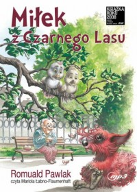 Miłek z Czarnego Lasu (CD) - okładka książki
