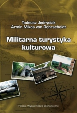 Militarna turystyka kulturowa - okładka książki