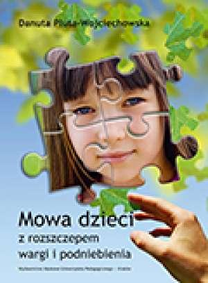Mowa dzieci z rozszczepem wargi - okładka książki