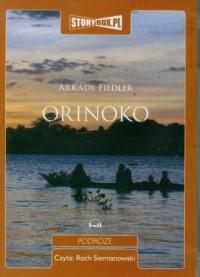 Orinoko - okładka książki