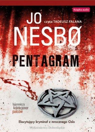 Pentagram (CD mp3) - pudełko audiobooku