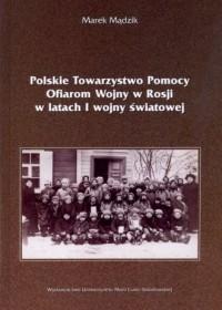 Polskie Towarzystwo Pomocy Ofiarom - okładka książki