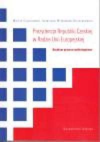 Prezydencja Republiki Czeskiej - okładka książki