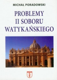 Problemy II Soboru Watykańskiego - okładka książki