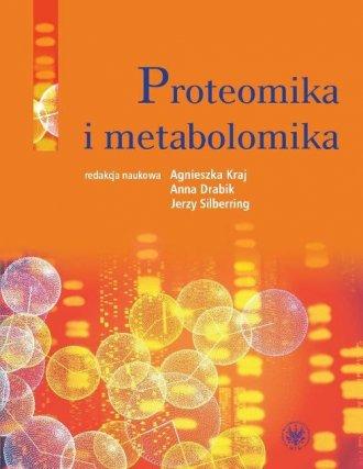 Proteomika i metabolomika (+ CD) - okładka książki