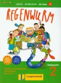Regenwurm 2 Język niemiecki. Klasa - okładka podręcznika